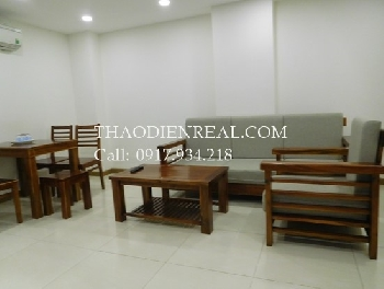 Serviced apartment for rent in Tan Binh district by Thaodienreal.com
