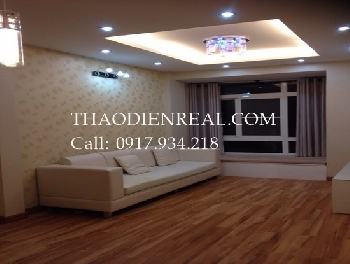 02 bedrooms apartment for rent in Ha Do.