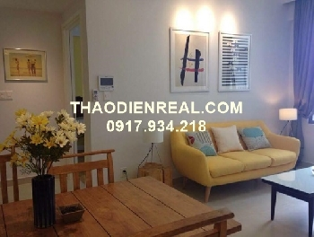 1-bed Masteri Apartment for rent - UKN-08422 - Thaodienreal 0917934218-0917658008