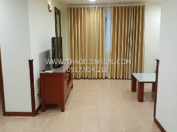 Nice 1 bedrooms serviced apartment in Dist. 3 for rent