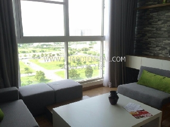 Modern 2 bedrooms for rent in Star Hill Residence 