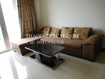 Nice 3 bedrooms apartment in Saigon Airport for rent.