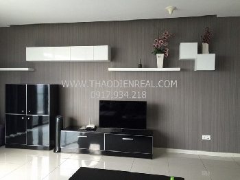 High quality 2 bedrooms apartment in City Garden for rent.