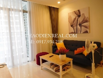 Nice 2 bedrooms apartment in Vinhomes Central Park for rent