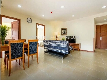 Good price 2 bedrooms serviced apartment for rent in District 3