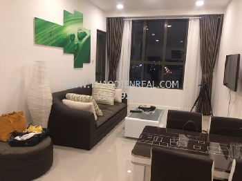 Impressed 2 bedrooms apartment in Icon 56 for rent