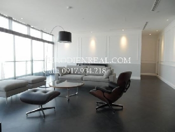 Luxury duplex for rent in City Garden