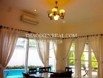 Villa for rent by Thaodienreal.com will give you the best service ever as below: