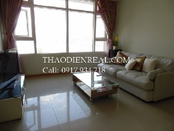 Nice view 2 bedrooms apartment in Saigon Pearl for rent
