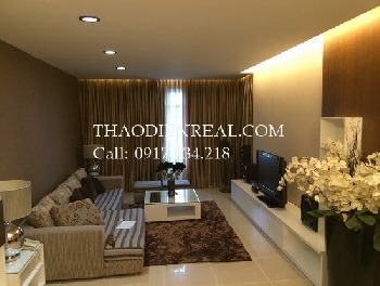 Like new 3 bedrooms apartment in Saigon Pearl for rent