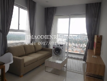 Brand new 3 bedrooms apartment in Tropic Garden for rent