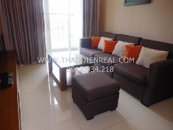 Beautiful 2 bedrooms apartment in Thao Dien Pearl for rent