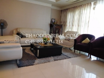 Modern 3 bedrooms apartment in Cantavil Hoan Cau 