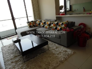 Beautiful 2 bedrooms apartment in City Garden for rent.