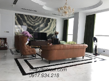 Duplex Thao Dien Pearl for rent  500sqm, 3 bed + 1 mais room, terrace  Price: 6000 usd/month negotiable 