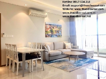 City Garden phase 1- many units 2 bedroom, 117sqm, fully furnished, good price 1350usd/month included management fee, available