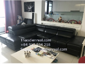3-Bedroom in City Garden Apartment (Phase 1) with good furniture. 1900usd/month excluded management fee, Internet high speed!