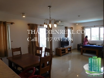 3 bedroom River View in River Garden 6th floor simple heart style by thaodienreal.com