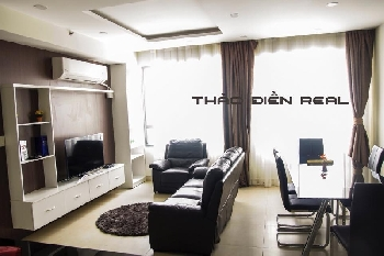 3 bedroom Masteri for rent by thaodienreal.com  1050 usd/month, very high floor, T1  Available now! 