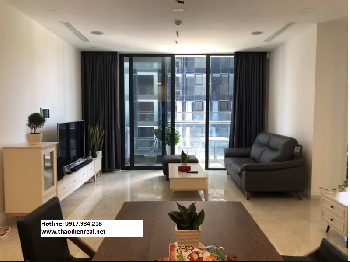 Vinhomes Golden River for rent in D1 - 0917.934.218 - thaodienreal.net  - 2 Ton Duc Thang Street, Ben Nghe Ward, District 1  - Interior: furnished / 2 bedroom  - Price: 2000$ including management fee  Hotline: 0917.934.218 (Eng) - 0917.658.008