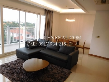 Spacious 3 bedrooms apartment in Xi Riverview Palace for rent