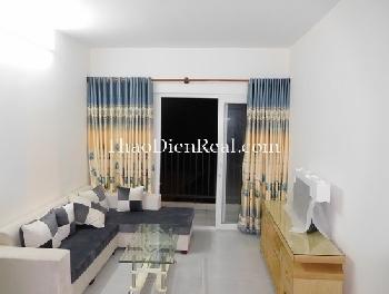 Apartment 2 bedrooms for rent in Bo Cong An (Ministry of Public Security)