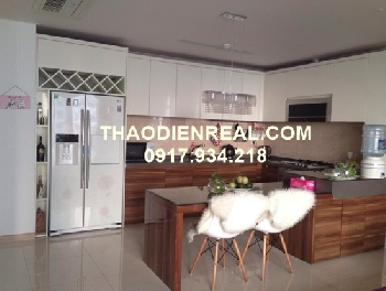 Apartment for rent Cantavil Premier District 2