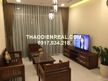 Apartment in Vinhomes Central Park 5 for rent, 2 bedroom