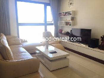 Beautiful designed 2 bedrooms apartment in Pearl Plaza for rent. 