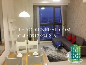 Beautiful River View Apartment in Pearl Plaza, simple modern style nice apartment