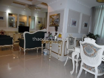 Ben Thanh Luxury apartment is changed with THE ONE brand name.