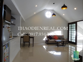 Brand new serviced apartment for rent in Saigon Pearl Villa