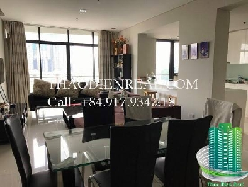 City Garden Apartment for rent by ThaoDienReal.com- CTG-08428