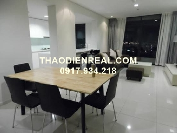 City Garden Apartment for rent by ThaoDienReal.com