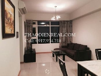 City view 2 bedrooms apartment in Saigon Pearl for rent