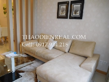 City view 2 bedrooms in Saigon Pearl for rent.
