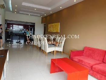 City view 3 bedrooms apartment in Saigon Pearl for rent