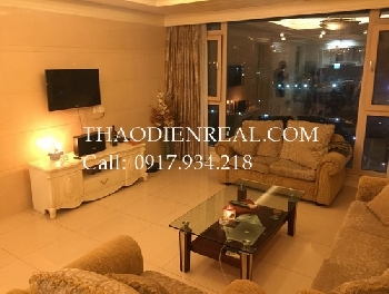 Classic 3 bedrooms apartment in Cantavil Hoan Cau for rent