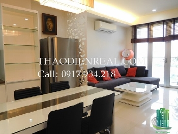 Deluxe design 2 bedroom Saigon Airport Plaza for rent