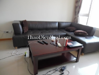 Fully Furnished 2 bedrooms apartment in Saigon Pearl for rent is now available.