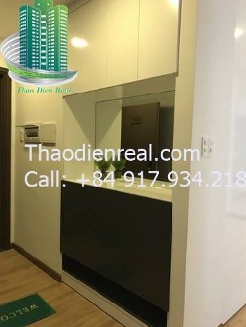 Garden Gate Apartment for rent 2 bedroom, 80sqm, fully furnished - Code: GDG-08532