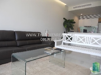 Good price 1 bedroom apartment in City Garden for rent