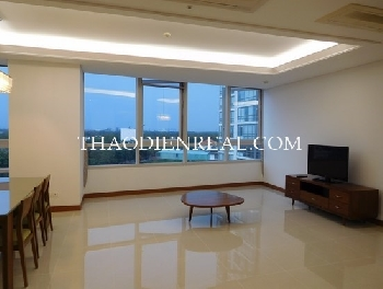 Good price for 3 bedrooms apartment in Xi Riverview Palace 