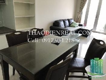 Good style 1-bedroom Saigon Airport Plaza with nice view, fully furnished