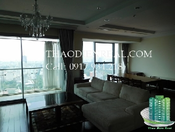 Good View 3-bedroom Vincom Dong Khoi apartment for rent, good rent by thaodienreal.com