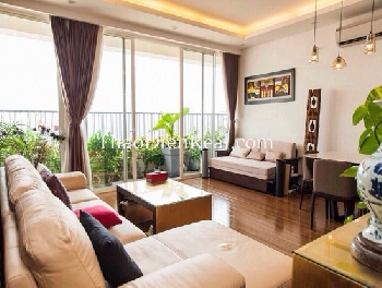 Gorgeous 2 bedrooms apartment in Thao Dien Pearl for rent