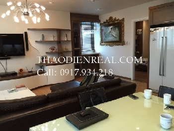 Gorgeous 3 bedrooms apartment in Ben Thanh Luxury for rent 