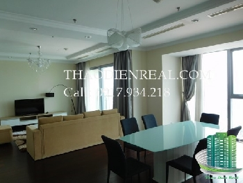 High glass Vincom Dong Khoi apartment for rent, 3 bedroom 135sqm by thaodienreal.com