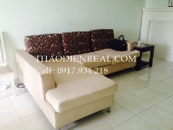 Homey 2 bedrooms apartment in Central Garden for rent.