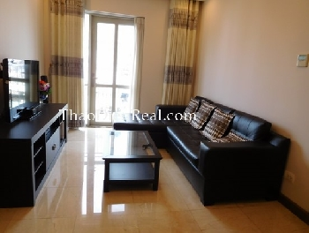Homey 2 bedrooms apartment in Saigon Pavillion for rent.